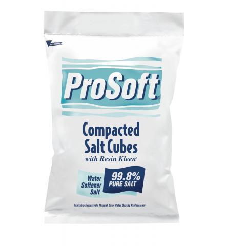 ProSoft Compacted Salt Cubes
